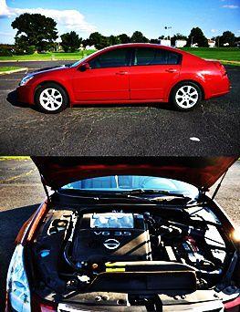 2OO7}Nissan Maxima$1OOO Mileage 95.xxx Good Car for Sale in Marietta, GA