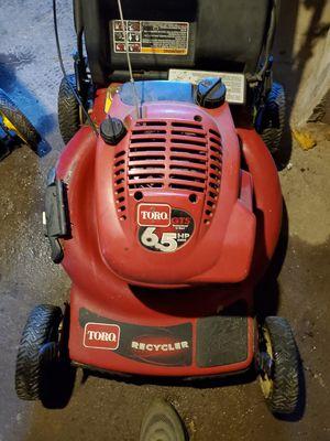 Toro lawn mower for Sale in Chicago, IL