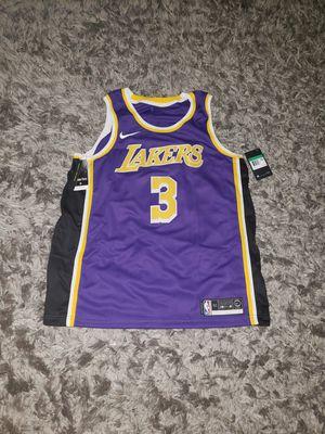 Anthony Davis Los Angeles Lakers Nike 2019/2020 Swingman Jersey - Statement Edition - Purple. Size XL for Sale in Downey, CA