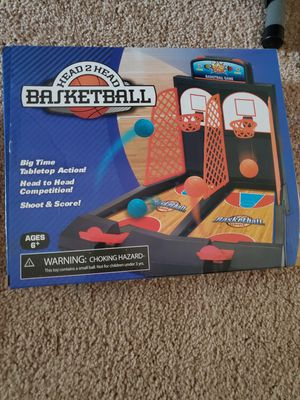 Small kids basketball game for Sale in Chesapeake, VA