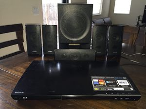 Sony Blu- ray Disc/dvd home theatre system for Sale in Norfolk, VA