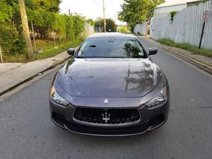 2015 Maserati GHIBLI S/Q4 for Sale in Wheaton, MD