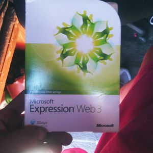 Microsoft Expression Web 3 for Sale in Salt Lake City, UT