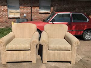CHAIRS GOOD CONDITION for Sale in Houston, TX