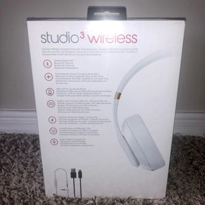 Beats studio wireless edition for Sale in Watsonville, CA