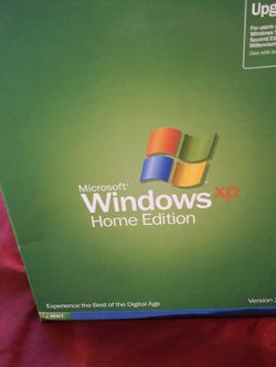 Windows Xp Home Edition for Sale in Spring,  TX