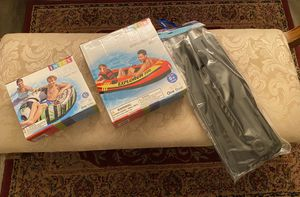 Raft tube and boat for Sale in Fontana, CA