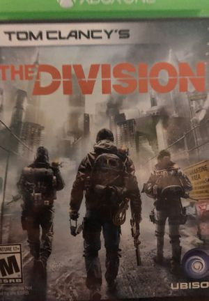 The division for Xbox one for Sale in Durham, NC