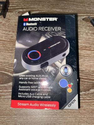 Monster audio receiver for Sale in Normal, IL
