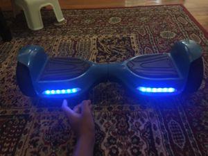 Hoverboard (also a Bluetooth speaker for Sale in Gainesville, VA