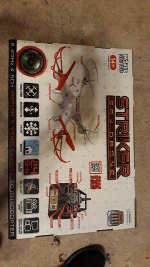 Striker spy drone. Never used. for Sale in Starkville, MS