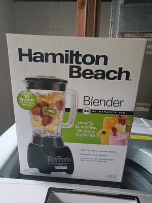 New Hamilton beach blender ($15) for Sale in Westerville, OH