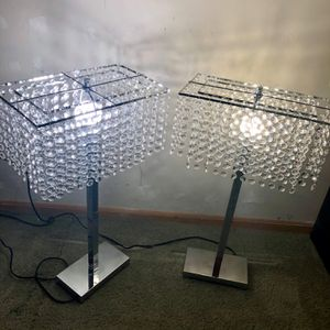 End table lamps for Sale in Carol Stream, IL