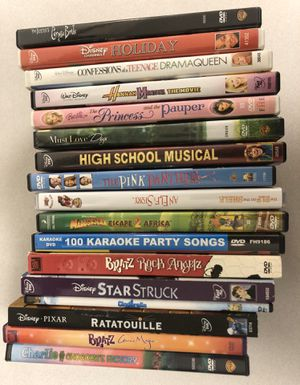 Assorted DVD movies for Sale in Palm Springs, FL