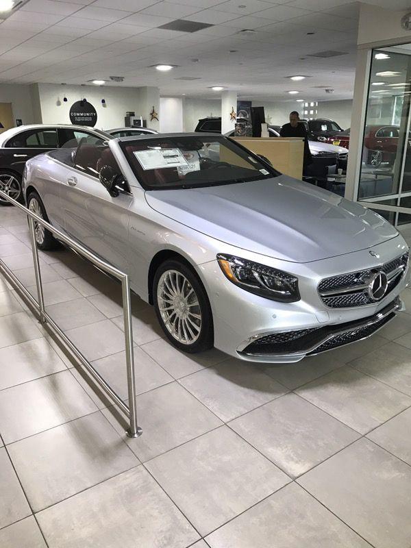 Mercedes Benz Lease
