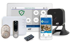 ADT Security System for Sale in March Air Reserve Base, CA
