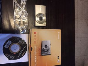 Canon Powershot A4000 IS Digital Camera for Sale in Queens, NY