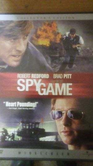 SpyGame DVD for Sale in Port Orchard, WA