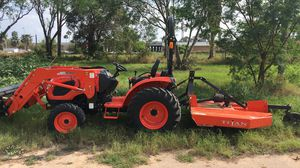 i cut acres or caliche work for Sale in Mercedes, TX
