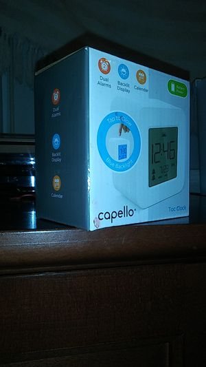 Alarm clock brand new for Sale in Santa Ana, CA