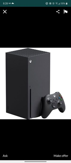 Xbox. Serie x 1tb for Sale in Annandale, VA