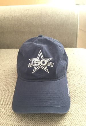6099be5a69129 Dallas cowboys Reebok 50th anniversary cap for Sale in Fort Worth