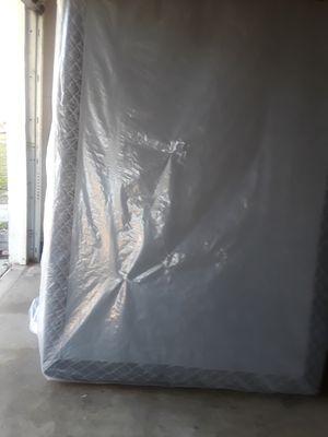FULL SIZE BOX SPRING NEW for Sale in Fresno, CA