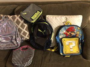 Girl & boy school backpacks for Sale in Odessa, TX