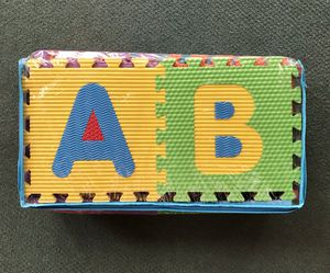 Children's ABC Play Mats - Interlocking puzzle! for Sale, used for sale  San Diego, CA