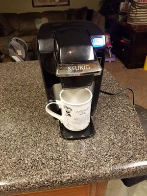 Keurig Mini Kcup Brewing System for Sale in Grand Prairie, TX