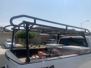 STEEL LADDER RACK for Sale in Sun City, AZ
