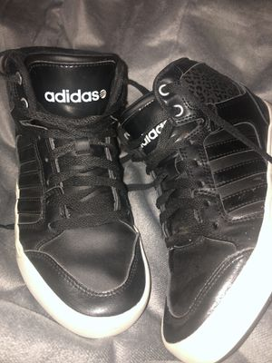 Adidas black high tops for Sale in Broadview Heights, OH