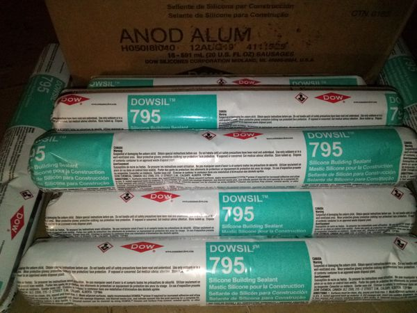 Dowsil 795 caulking sausages  for Sale in Gaithersburg, MD - OfferUp