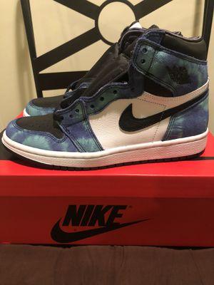 Nike Jordan 1 Tie Dye size 8 women's for Sale in Parkville, MD