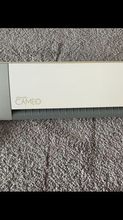 Silhouette Cameo Cutter Machine For Sticker And Shirt Making for Sale in Portland,  OR