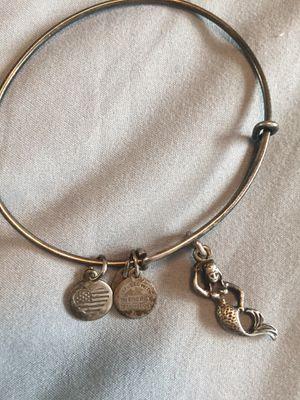 Alex and Ani mermaid bracelet for Sale in Salt Lake City, UT