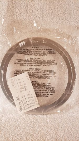 Pampered Chef Pie Crust Shield for Sale in Palmyra, VA