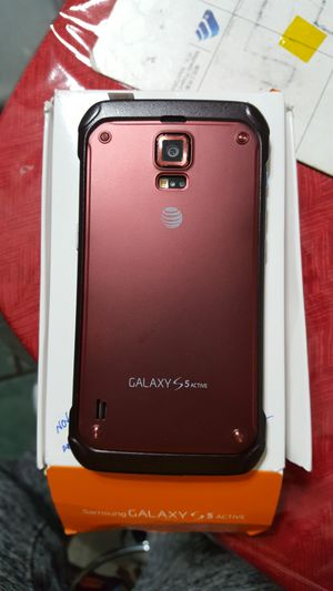 Galaxy s5 active for Sale in Sanger, CA