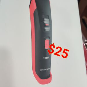 BROADCARE Hair Clippers for Men, Super Quiet And Lightweight Hair Trimmer for Sale in Anaheim, CA