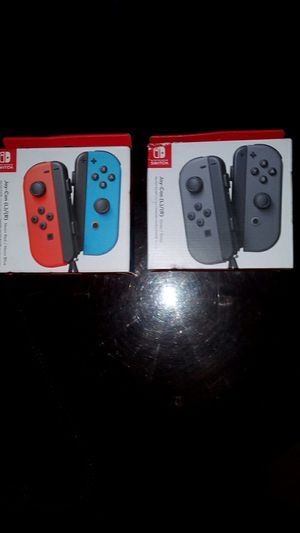Nintendo switch controllers for Sale in Riverside, CA