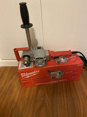 Milwaukee angular drill 1/2 for Sale in San Jose, CA