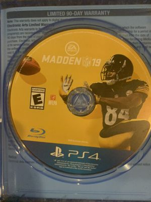 Madden 19 for Sale in North Las Vegas, NV