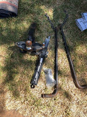 Heavy duty sway bar for camper trailer or toy hauler for Sale in Grand Prairie, TX