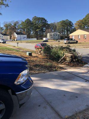 """Firewood """"FREE WOOD """" for Sale in Chesapeake, VA"""