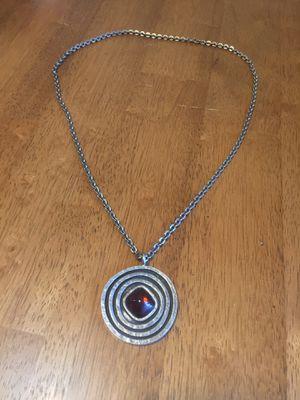 Vintage Jorgen Jensen Pewter Necklace for Sale in Olympia, WA