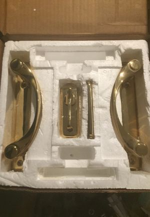 Anderson Brass Sliding Door Handles for Sale in Littleton, CO
