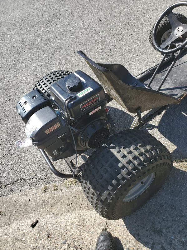 Off road gokart