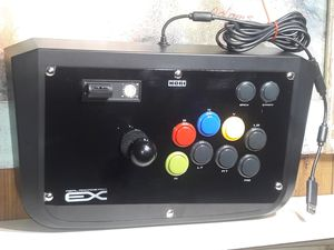 Hori Real Arcade Pro EX Gaming Remote Control for X-Box 360 for Sale in Norfolk, VA