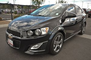2014 Chevy Sonic RS Turbo for Sale in Las Vegas, NV
