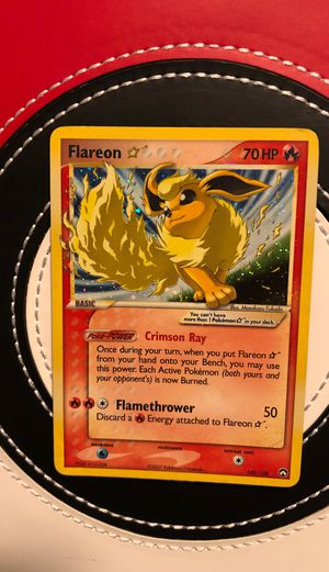 Pokemon- Flareon GOLD 🌟 for Sale in Oakland, CA